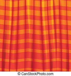Curtain, Vector background curtains