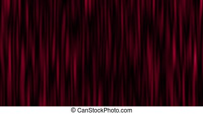 Curtain Velvet Red Flares Prism Motion Light Red Light Wonders Seamless 4K Aimation. High quality 4k footage