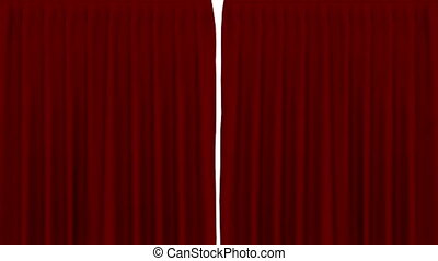 curtain - image of curtain