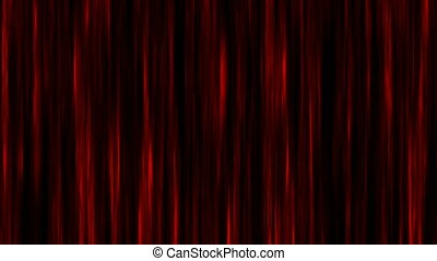 Curtains, 3d render modern illustration, computer generated backdrop