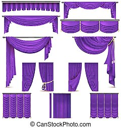 Wedding stage decor stock illustration images 50 wedding stage curtains and draperies interior decoration object eps 10 junglespirit Images
