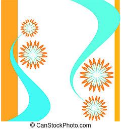 Curve florals