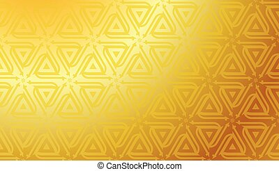 Curved Line. Triangular Style. Vector Illustration. Beautiful Bright Illustration. Vector. Smoth golden color multicolored colorful gradient background. Design For You Business.