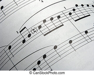 Curved Music - Curved Sheet Music Macro