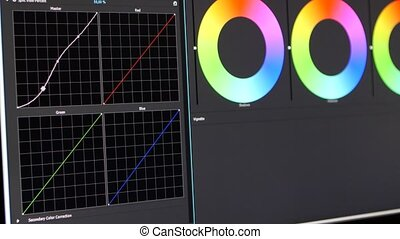Curves Video Editing - Video Editing Software Going Through...