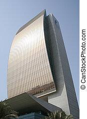 curvo, rascacielos