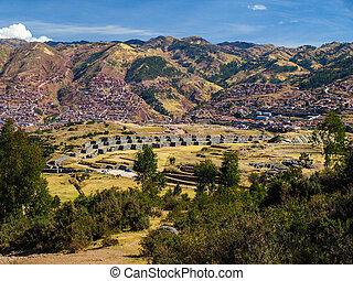 Cusco and Sacsayhuaman