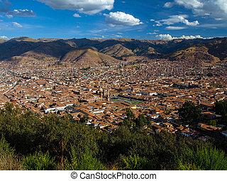 Cusco - global view