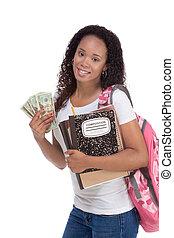custo educação, empréstimo estudante, e, ajuda financeira