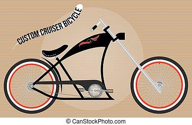 custom cruiser bicycle - custom chopper cruiser bicycle,...