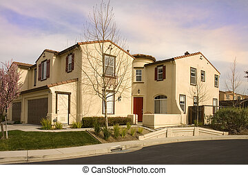 Executive custom home in Northern California
