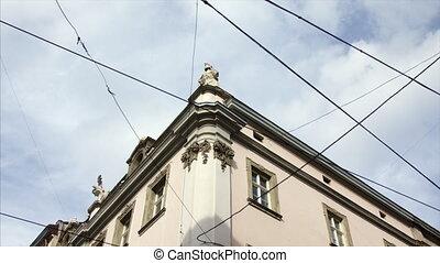 Custom home exterior, Lviv 2017 blackmagic ursa mini 4,6k -...