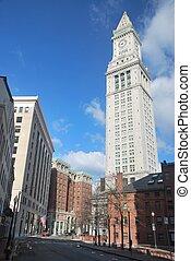 Custom House Boston