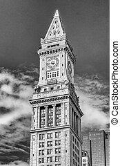 Custom House Tower, Boston