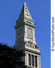 Custom House Tower