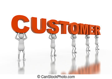 Customer  -  Customer