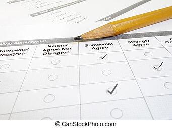 Customer feedback form