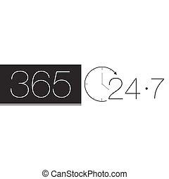 Customer Service 365-7-24