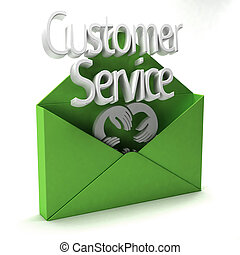 Customer Service Ad