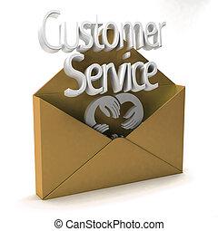 Customer Service Ad