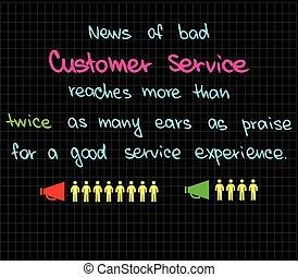 Customer Service Approach
