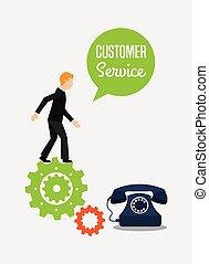 customer service design