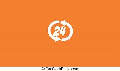 customer service people - telephone 24 hrs delivery service...