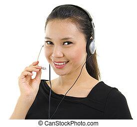 Customer service - Friendly Customer Representative with...