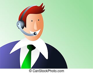 customer service - sales rep
