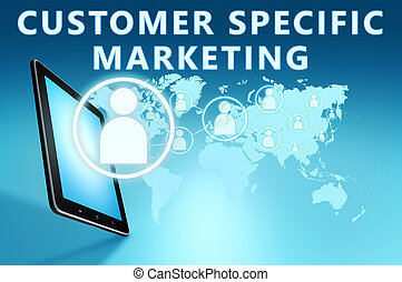 Customer Specific Marketing