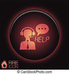 customer support avatar
