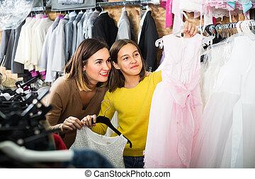 Customers are choosing comfortable dress