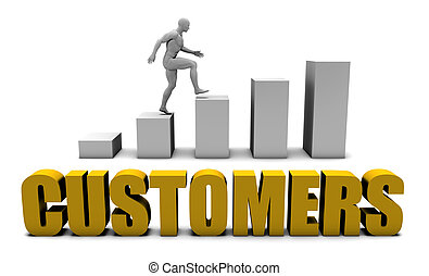 Customers - Increase Your Customers or Business Process as...