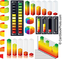 Customizable Graphs and Scales - Collection of Customizable...