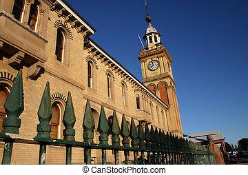 Customs House - Newcastle Australia - A prominent local ...