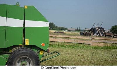 cut grass equipment - cut grass compress equipment turns the...
