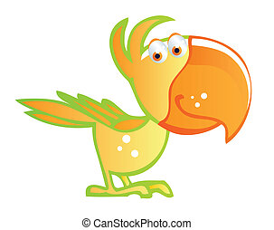 baby bird cartoon