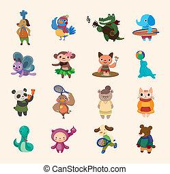cute animal icon