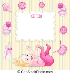 cute baby elements