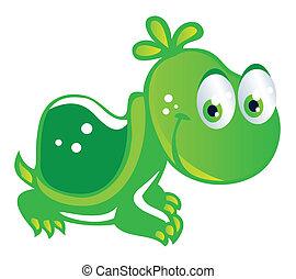 baby turtle cartoon