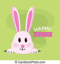 happy easter celebration