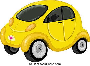 Cute car - Cute mini car