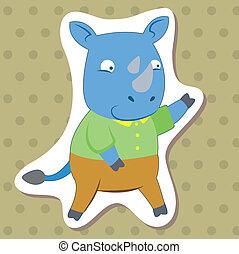 cute cartoon animal01