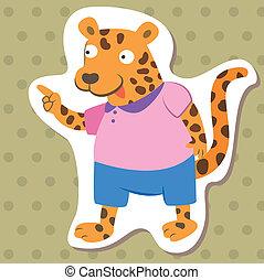 cute cartoon animal02