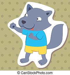 cute cartoon animal03