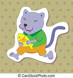 cute cartoon animal11