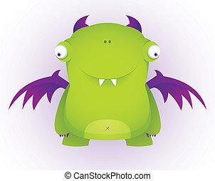 Cute Cartoon Character