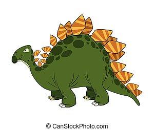 cute cartoon dinosaur comic