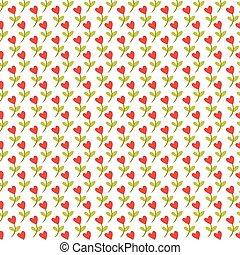 Seamless pattern in cartoon style.