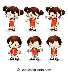 chinese boy girl